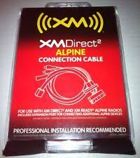 alpine car audio and video interconnect cable ebay