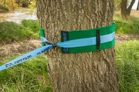 get out full classic slackline kit with helpline tree