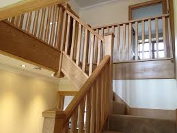 Wood Banister Stairs Marvellous Wood Stair Spindles Mesmerizing Wood Stair