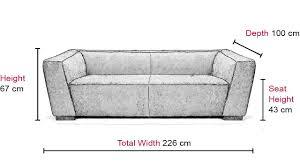 adante 3 seater sofa vavicci fine home furniture u0026 accessories