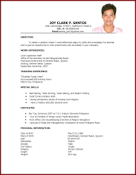 Flight Attendant Resume Objectives Sample Of Objectives In Resume For Hotel And Restaurant Management