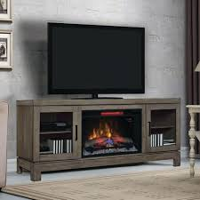 tv stand pacer 72 contemporary fireplace tv stand with sound bar