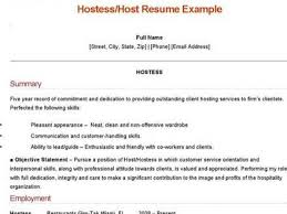 hostess resume exles host resume exles restaurant duties template ideas
