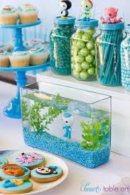 octonauts themed birthday ideas decor planning cake
