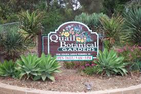 Quail Botanical Gardens Encinitas California San Diego Botanic Garden Letsgoseeit
