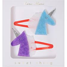 felt hair accessories meri meri unicorn felt hair hair accessories