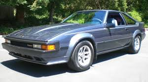 convertible toyota supra 300k miles still passes smog 1984 toyota supra