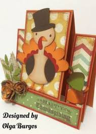 thanksgiving cards cut on cricut pumpkin from create a critter