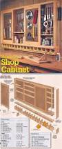 Wooden Garage Storage Cabinets Plans by Best 25 Workshop Storage Ideas On Pinterest Garage Workshop