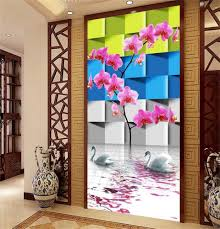 compare prices on orchid mural online shopping buy low price