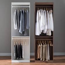 wood closet organizers on hayneedle wood closet systems u0026 wood