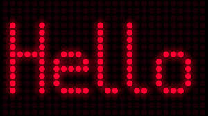 led text display android apps on play
