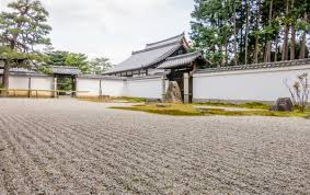 Japan Rock Garden by Shrines Temples And Rock Gardens Kyoto Japan Where In The