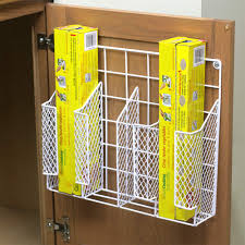 kitchen cabinet door storage racks 7 awesome kitchen cabinet door storage ideas that will