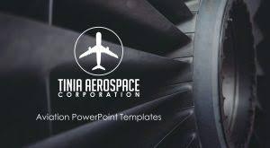 aviation premium powerpoint template u2013 slidestore