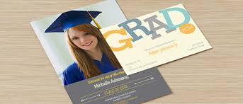 personalized graduation announcements custom invitations make your own invitations online vistaprint