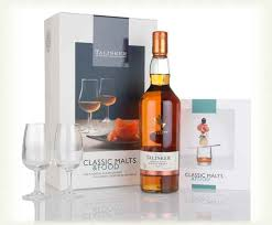 Food Gift Sets Talisker 30 Year Old Classic Malts U0026 Food Gift Set With 2x