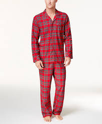 family pajamas s plaid pajama set created for macy s