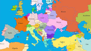 1939 Europe Map by War In Europe Thinglink
