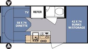 r pod cer floor plans 2018 forest river r pod rp 172 travel trailers rv for sale in boise