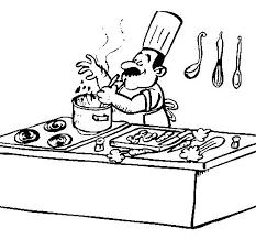 coloriage ustensiles de cuisine coloriage cuisine coloriage cuisine du moyen age coloriage gratuit a