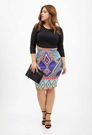 latest plus size casual and formal wear for fall and winter 2014