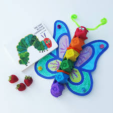 the very hungry caterpillar craft and recipe a literary feast