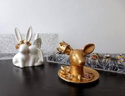 urban rabbit ring holder images Easy 5 minute diy ring holder la vie en may petite JPG