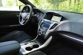 Acura Tlx Spec Acura Tlx Review Autoguide Com News Spec Interior With Red 2018