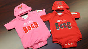bay bay baby florida hospital and the ta bay buccaneers welcome newborns to