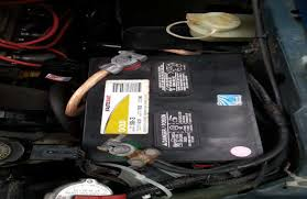 mustang battery how to install an optima top performance battery on your 1979