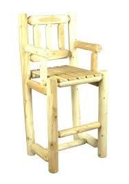chaise de cuisine bois chaise bois cuisine chaise haute bois blanc mange debout evolutive