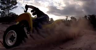 backyard dirt track win home built motocross u0026 atv track
