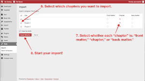 import from word docx pressbooks userguide
