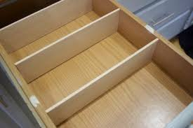 Kitchen Cabinet And Drawer Organizers - how to quickly u0026 cheaply create a drawer organizer hometalk