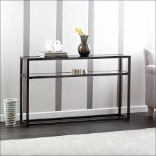 Hallway Table With Drawers Furniture Magnificent Modern Console Table With Drawers Narrow