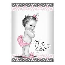 baby shower invitations girl baby shower invitations for boys ladyprints