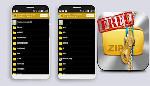 how to unzip files on android zip unzip files android apps on play