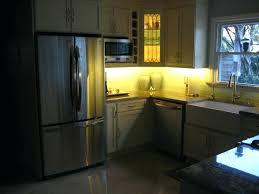 Kitchen Cabinet Lighting Battery Powered Battery Operated Lights For Under Kitchen Cabinets Kitchen Under