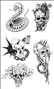 skull tattoo que la historia me juzgue