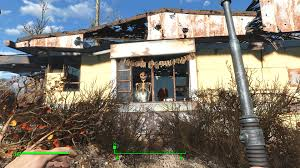 Halloween Decorations Usa by Fallout 4 Scrapbook Gamerheadquarters Halloween House In Haammss