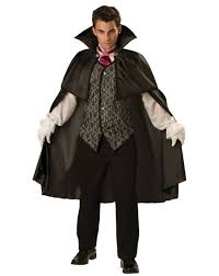 midnight vampire theatrical quality mens costume u2013 spirit