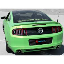 mustang windshield decal cj pony parts mustang windshield cj pony parts
