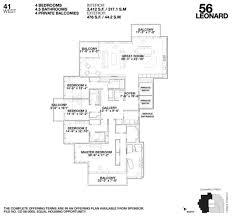 100 new york condo floor plans one bedroom apartments nyc