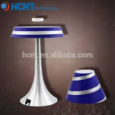 2015 new products magnetic levitation table lamp led light