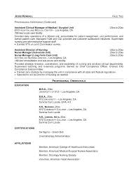 Nursing Student Sample Resume by Resume Format For Nursing Students