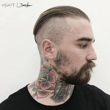 hair cut for men shaved on sides slicked back on top 100 cool short hairstyles and haircuts for boys and men shaved