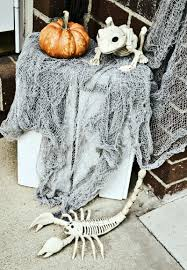 halloween tablecloth eeeeek it u0027s a pet cemetery halloween front door discover