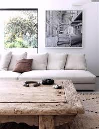 Wohnzimmer Einrichten Landhaus Wohnzimmer Rustikaler Tisch Landhausstil Wand Gestaltung Deko