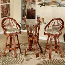 Rattan Kitchen Furniture by Leikela Rattan Tropical Bistro Furniture Set